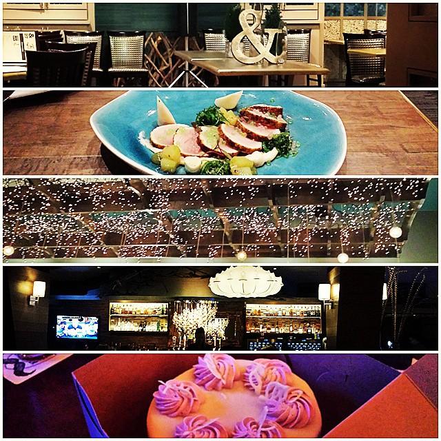 Good food, good company, good times :) #wefancyhuh #noms #&27 #centralsocialhall #yeg #tgif