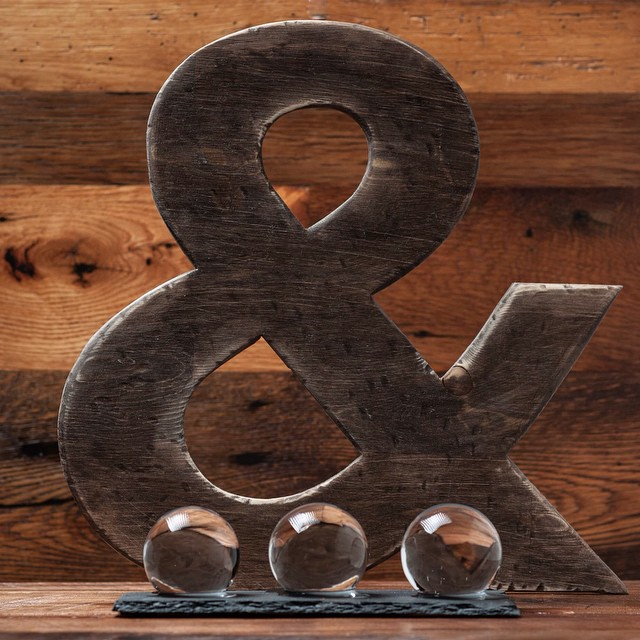 & is simple. & is surprising. & is memorable. Want to know more about our name? Visit ampersand27.com #ampersand27yeg
