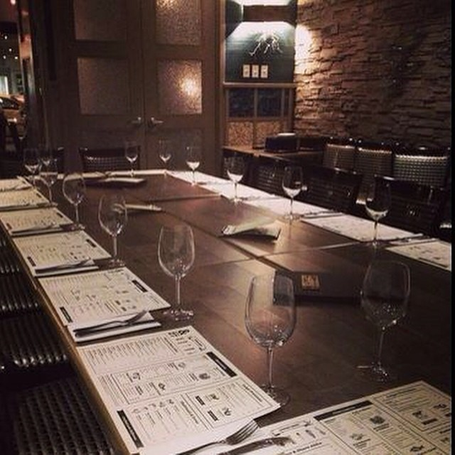 Looking for a venue for a work function? Wedding? Extended family reunion? Book one of our two private rooms, which can accommodate 30 and 60 guests respectively. Send us an email to info@ampersand27.com or call us at 780-757-2727. Picture @littlmissandrea #ampersand27yeg #yeg #yegfood #yegevents #foryeg #exploreedmonton #edmonton #work #wedding #family #booking #party #xmas #dinner #events #tasteab #buylocal #eatlocal