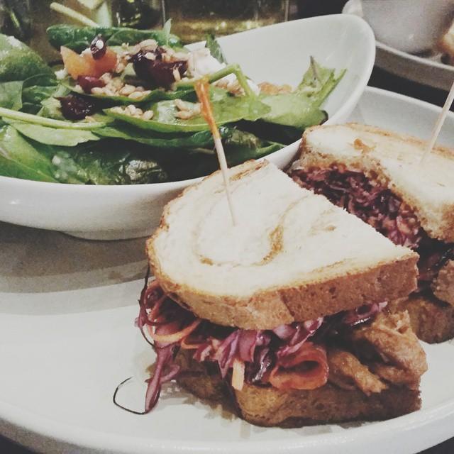 #ampersand27 #food #yeg #lastdayof2014 @xjoobear @icytea @arielletcher