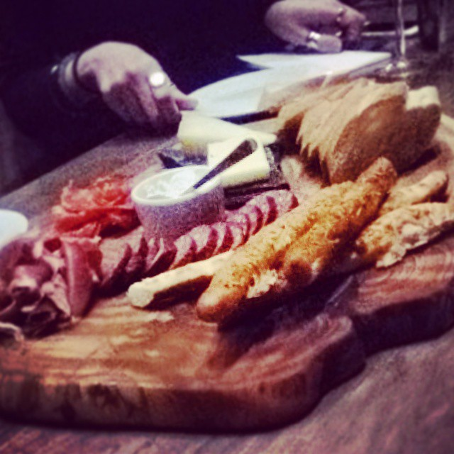 #delicious #girlsnight #whyteave #merryxmas #ampersand27 #yegfood #charcuterie