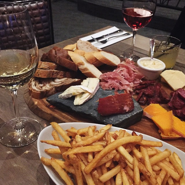 we went on a charcuterie adventure  #yegfood #ampersand27yeg #girlsnight
