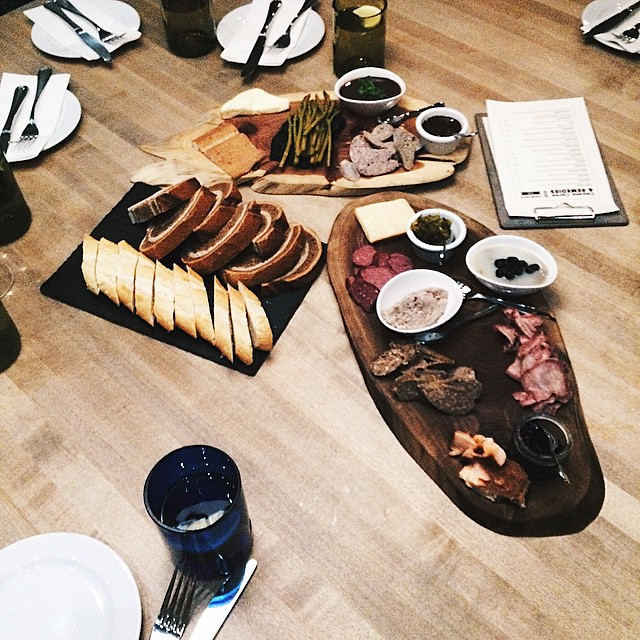 SHARK-CUTERIE #yeg #ampersand27 #FOOD