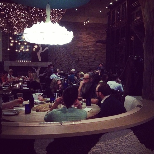 Full house this evening at amp27. Few spots at the bar. Come say hi #ampersand27 #foodporn #yeg #yegfood
