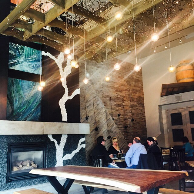 New gem in town love the interior #&27 #ampersand27 #brunch #yeg #whyteave #interiordesign